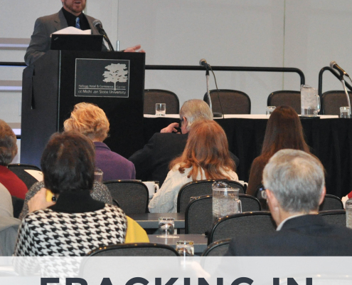 FRACKING IN MICHIGAN CONFERENCE WMEAC