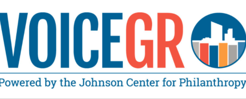 The Voice GR survey connects demographic information to various topics, measuring public opinion on everything from ability to meet basic needs, education, and racism in the city.