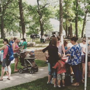 On August 2nd, the City of Grand Rapids Parks and Recreation Department heard public input at Brooks Park. Community input is crucial to developing and improving public parks.