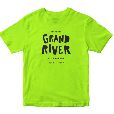 Mayors' Cleanup 2020 – T-shirt