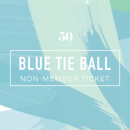Blue Tie Ball – 2018 Non-Member