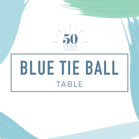 Blue Tie Ball – 2018 – Buy a Table