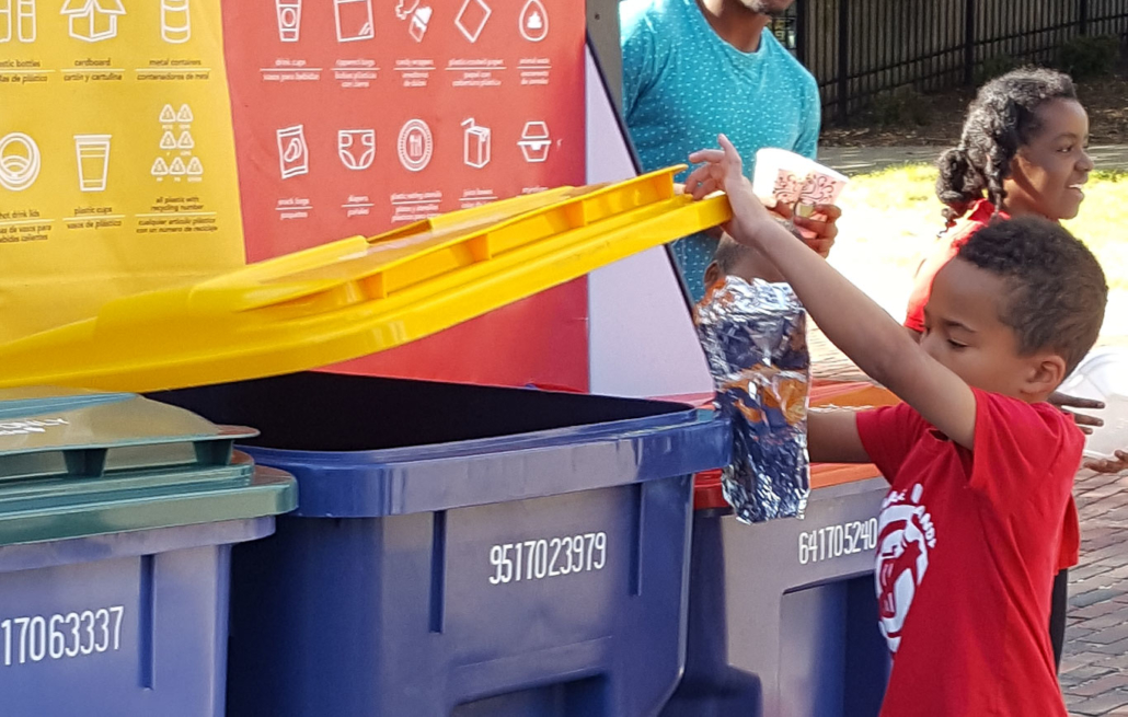 Recycling in Grand Rapids - WMEAC