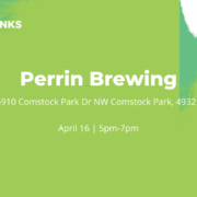 WMEAC Green Drink at Perrin Brewing